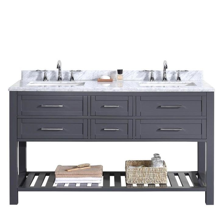 17 best ideas about charcoal bathroom on pinterest small - Discount bathroom vanities near me ...