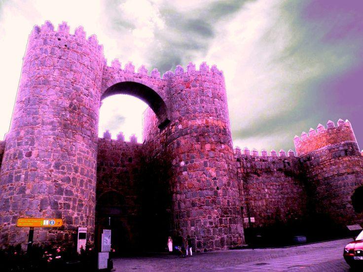 Ávila. Muralla