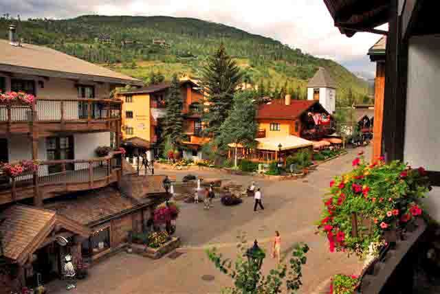 Vail, Colorado...cant wait to bring Jason here this summer!