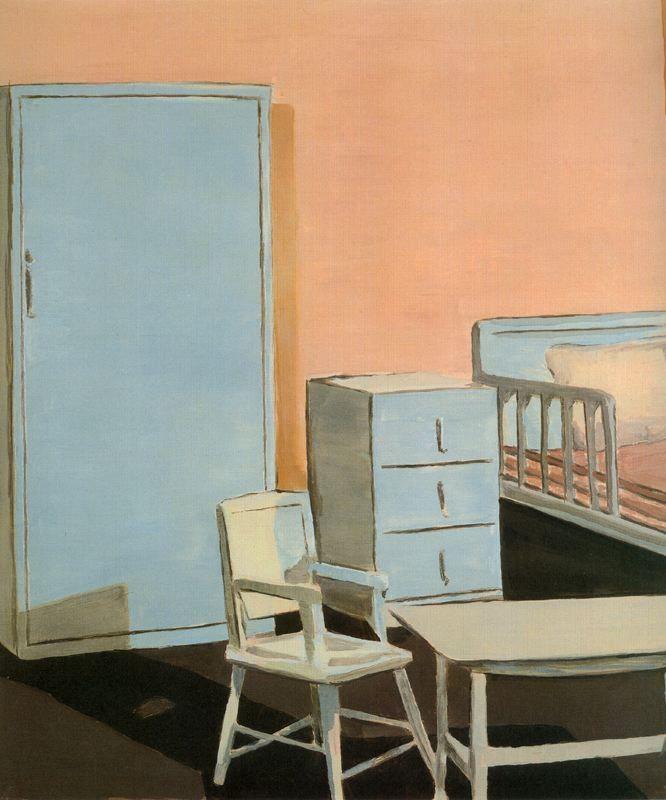 Silent Music, 1992 -  Luc Tuymans