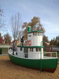 Central Oregon's Best Playgrounds | Central Oregon Dad