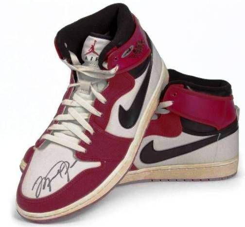 Some off the most expensive Jordan's sold. Every sneaker head wants them.