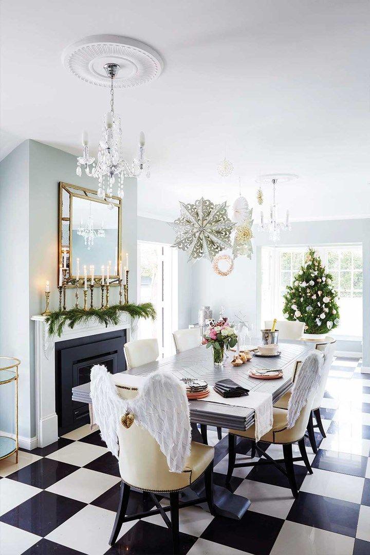 Decorate every room for Christmas   Home Beautiful Magazine Australia