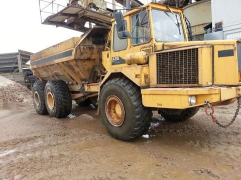 Baurent sells Dumper Volvo A 25 6x6 Second Hand. Manufacture year: 1991. Working hours: 15000  Excellent running condition. Ask us for price. Reference Number: AC963. Baurent Romania.