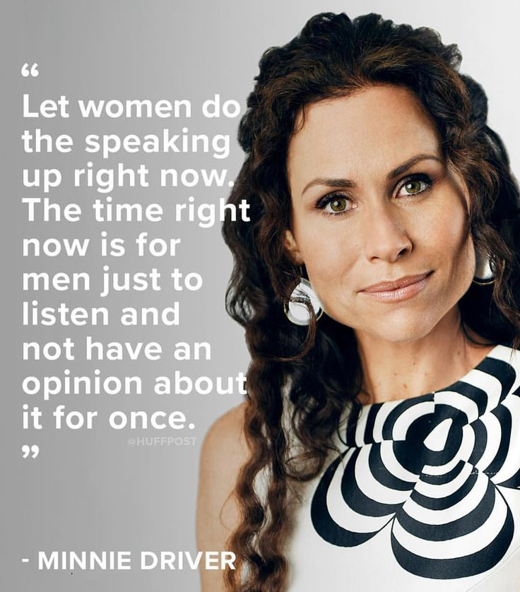 """HuffPost Women (@huffpostwomen) on Instagram: """"Tell  it  Minnie!!! Minnie Driver responded beautifully to Matt Damon's tone-deaf comments about…"""""""