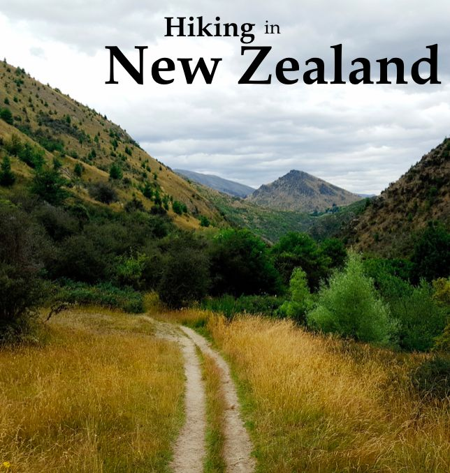 A Beginners guide to hikes in New Zealand, from very short to over night.