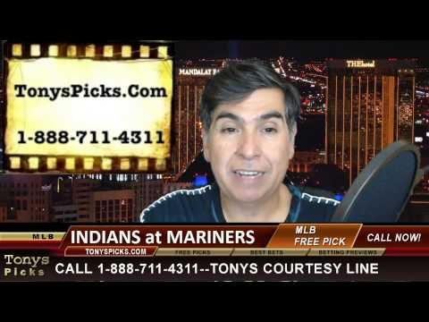 Cleveland Indians versus Seattle Mariners Lines MLB Betting Preview Odds...