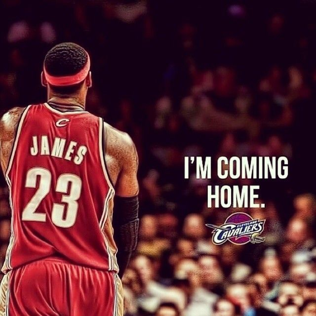 LeBron James rejoins Cleveland Cavaliers in free agency http://linktick.com/