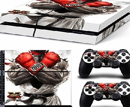Venom Official Street Fighter V PS4 Console and Controller Sticker Skins: Gloves No description (Barcode EAN = 5031300027348). http://www.comparestoreprices.co.uk/december-2016-week-1-b/venom-official-street-fighter-v-ps4-console-and-controller-sticker-skins-gloves.asp