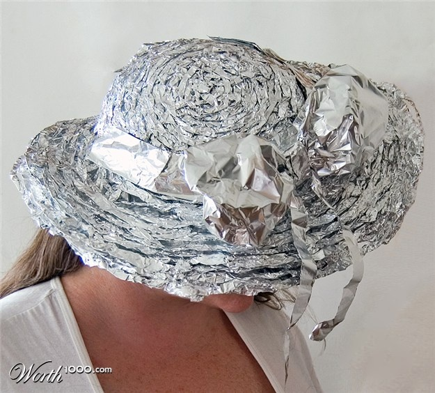 H4H - Aluminum Foil Kentucky Derby Hat - Worth1000 Contests