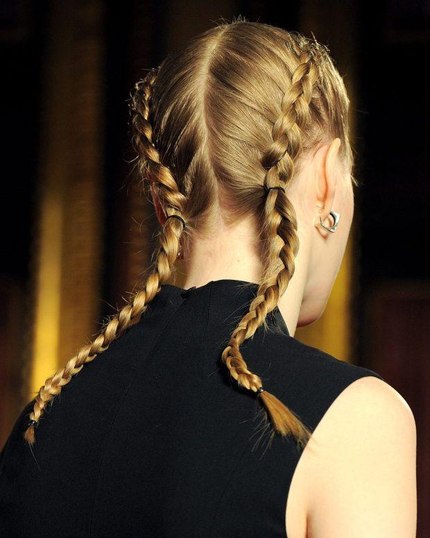 ¿Por qué todas llevan 'boxer braids'? © © Cord…