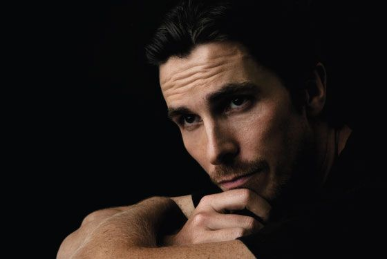 Christian Bale, who for the longeset time I was convinced was American and found him very attractive, but couldn't pin here. But turns out he was born in Wales. Man, British men are just too hot, and his real accent drives me insane. So you will be seeing a lot more Christian Bale here, fair warning
