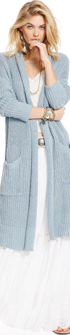 babyblue.quenalbertini: Ralph Lauren Crochet-Inset Tiered Maxiskirt | LOLO
