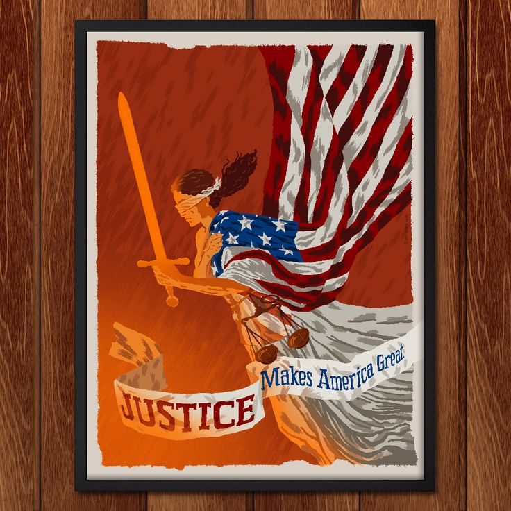 Justice by Brixton Doyle - Creative Action Network