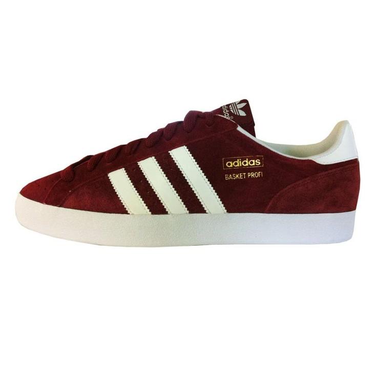 The Adidas Originals Pre Order Adidas Originals Basket Profi lo Cardinal Shoe