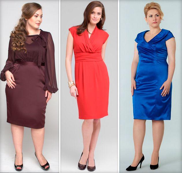 Какие платья подойдут женщине после 40 лет