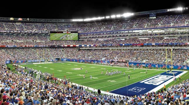 Tickets - Indianapolis Colts at New York Giants www.tailgates2go.com