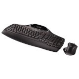 Logitech Cordless Desktop MX 5500 Revolution Bluetooth Mouse and Keyboard (Personal Computers)By Logitech