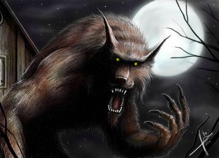Werewolf 2 by HrvojeSilic on DeviantArt