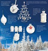 Site vol met witte kerst artikelen om zelf te maken
