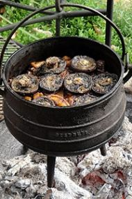 Enjoy this fantastic South African recipe for Oxtail Potjie with Stout recipe
