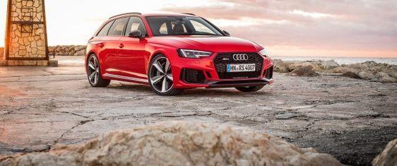 Amazing Audi RS4!!!