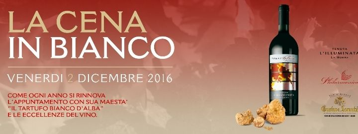 La Cena in Bianco a Le Lampare al Fortino…il Barolo e il Tartufo Bianco. @ Le Lampare al Fortino  - 2-Dicembre https://www.evensi.it/la-cena-in-bianco-a-le-lampare-al-fortinoil-barolo-e-il/192299100
