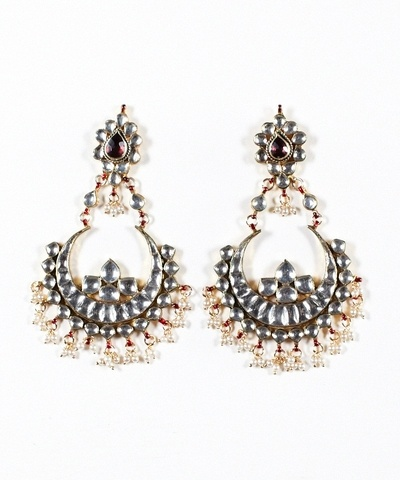 Indian Kundan Earring