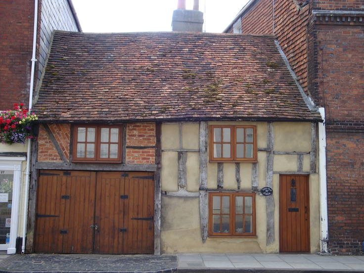 The Old Forge building, Salisbury, Wiltshire, England