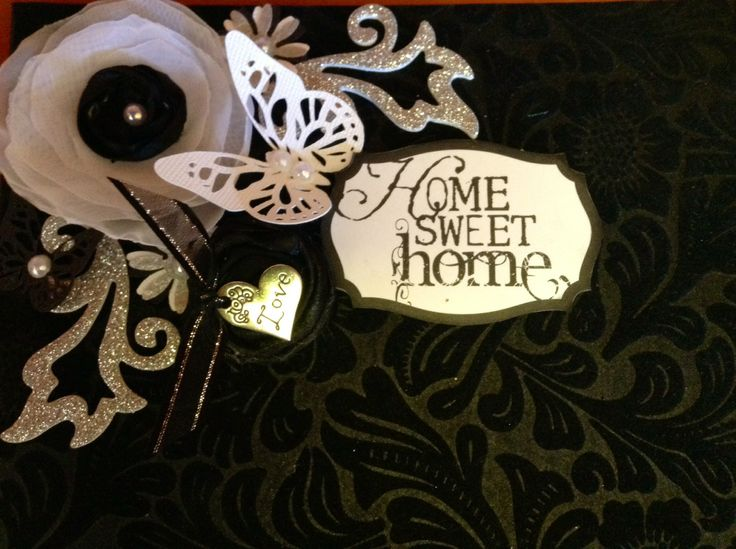 Mini album~housewarming gift