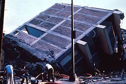 Sep 19th, 1985: The Mexico City area was struck by the first of two devastating earthquakes that claimed some 6,000 lives.