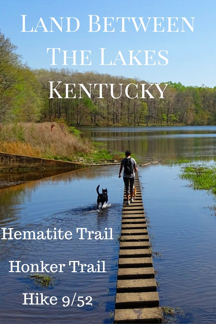 Hiking in Kentucky Check out the two
