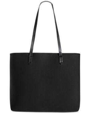 "Get a great daily go-to in this neoprene tote from Celebrate Shop, perfect for the commute or running errands. | Neoprene | Imported | 16-1/2""W x 14""H x 7""D 