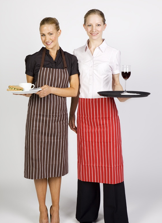 Full Bib Dyed Stripe Apron Min 25  #Apron #PromotionalProducts http://www.promosxchange.com.au/full-dyed-stripe-apron/p-7903.html