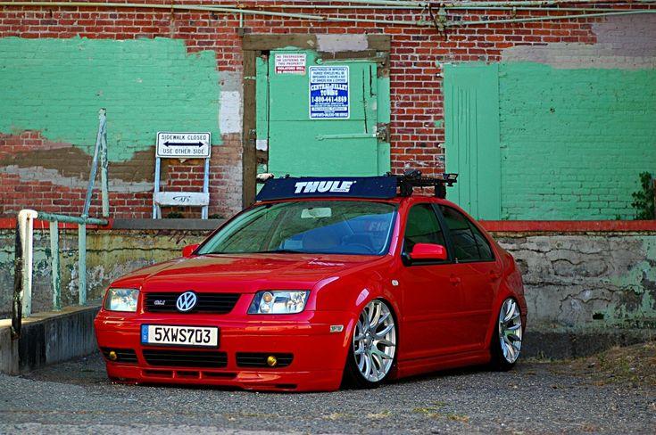 Led Lights For Cars >> slammed red MK4 | Jetta wagon, Long shot, Car