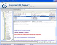 To fix corrupt EDB file and to recover mailbox from Exchange to PST download this excellent performing Exchange mailbox recovery software.