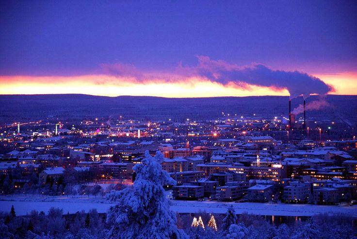 Rovaniemi - Finlandia
