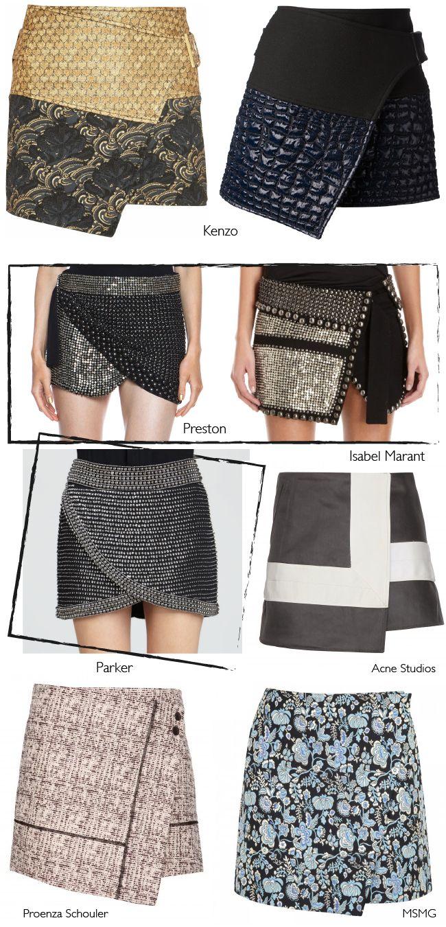 No hay duda de que una falda es la prenda más sencilla (y con más probabilidades de éxito) que podemos hacer cuando nos lanzamos al mundo...