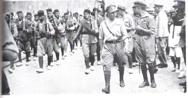 Spain - 1936-39. - GC -  Fue una matanza de proletarios e intelectuales que osaron reclamar un sitio en la Historia: La Memoria al servicio de la Justicia.