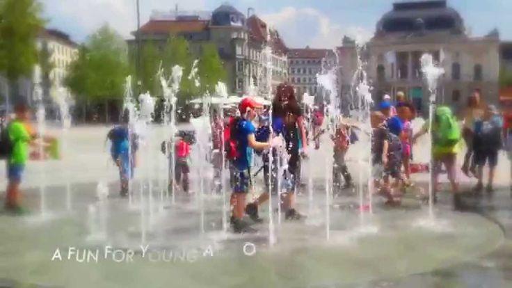 Der neue Sechseläutenplatz in Zürich - The new square of Zurich