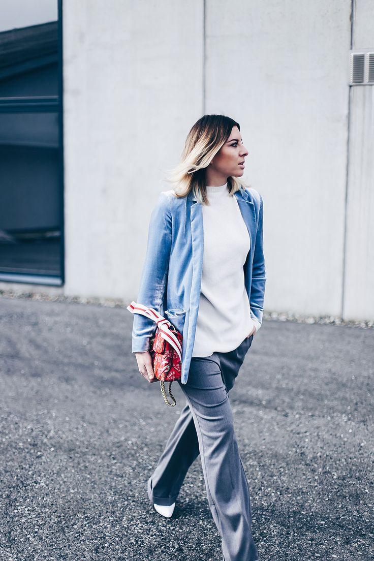 Weit, aber sexy! So gut lässt sich eine Marlenehose stylen! Alles zu diesem tollen, zeitlosen Trend findet ihr jetzt online auf meinem Modeblog aus Österreich!