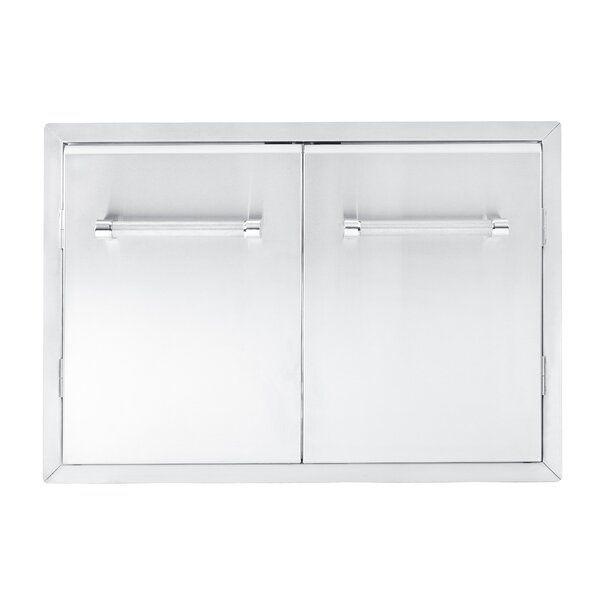 Outdoor Kitchen Drop In Access Door In 2020 Built In Grill Outdoor Kitchen Design Outdoor Kitchen Cabinets