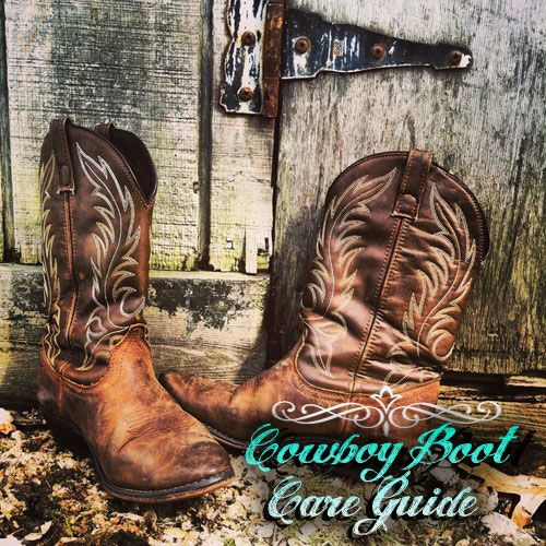 cowboy boot care guide how to care for smooth leather