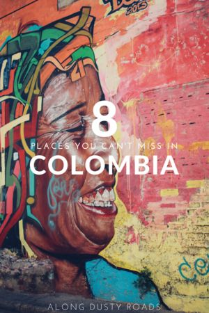 Planning a trip to Colombia? Here are eight of our favourite places that you simply can't miss! | ♦F&I♦