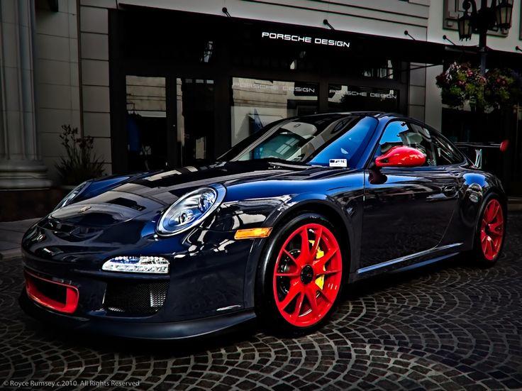 Porsche GT3 RS , yummi!