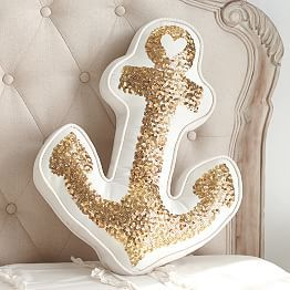 Sequin anchor