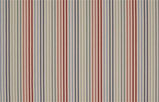 Stripe fabric - Natural Curtain Company