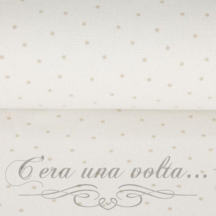 Merceriaceraunavolta.it | Tessuto a pois country 2mm
