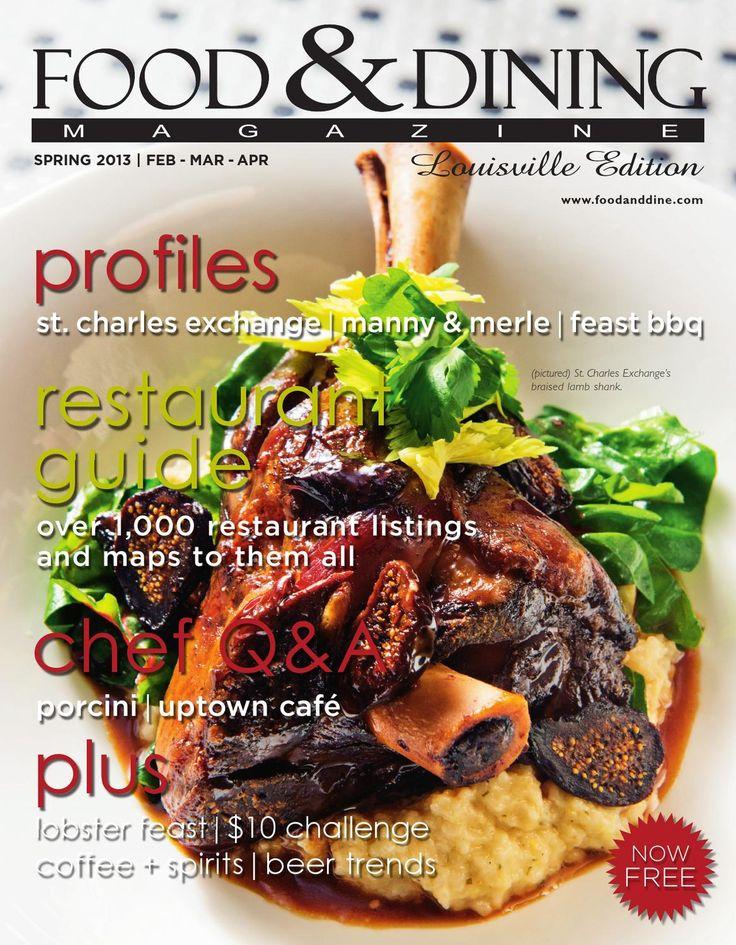 Spring 2013 (Vol. 39)  Feb - Mar - Apr 2013