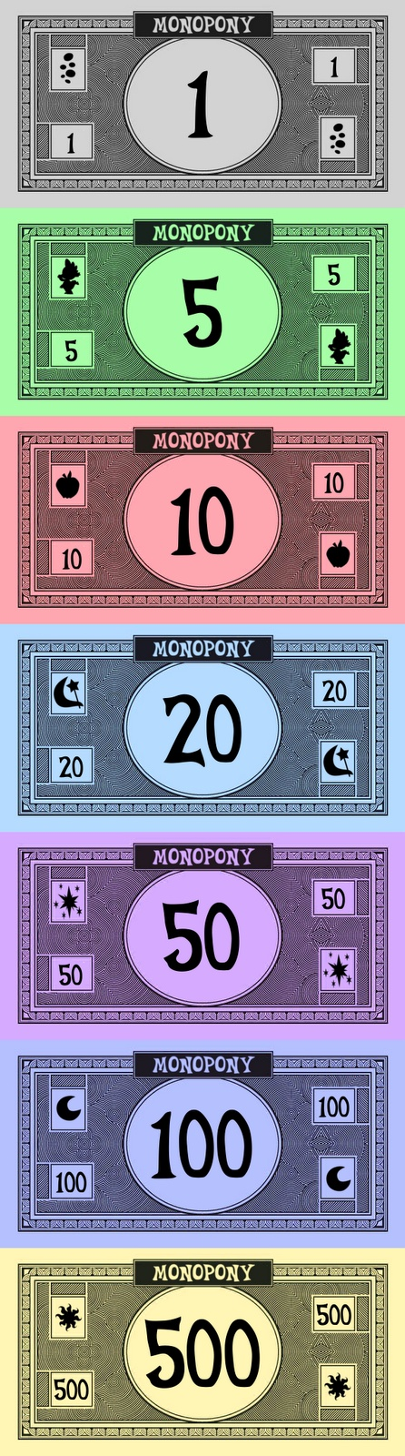 18 best monopoly game images on pinterest for Monopoly money templates
